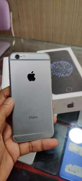 1 Year Old Apple iPhone 6(32GB) Space Gray