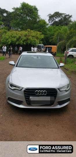 Audi A6, 2015, Diesel