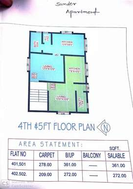 1RK FLAT ONLY 550000 RS PMC under in pune