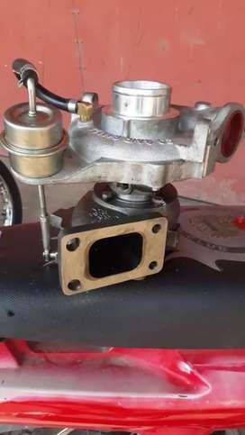 Turbo charger dutro 24V
