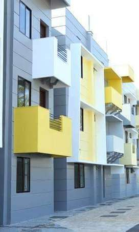3 BHK Ready to Occupy flats @ Pudukkad Thrissur