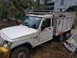 Bolero truck powersteering
