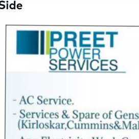 AC refrigerator electronic electrical also service available