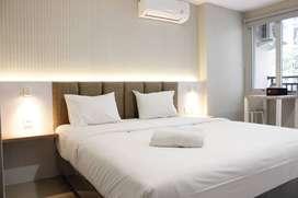 Studio at Sudirman Suites Apartment Bandung By Travelio