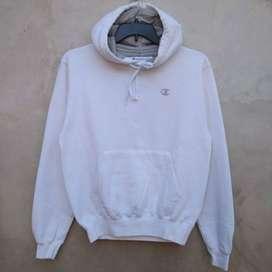 02 CHAMPION Hoodie Jacket/Jaket Second Original 101%