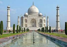 delhi agra same day tour in 6000 by swift desire or innova
