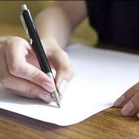 HOME BASE JOB AVAILABLE NOVEL WRITING