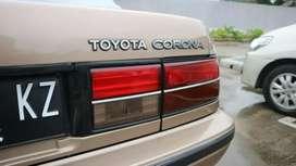 Toyota Corona Ex Saloon G 88 Full Original Low KM