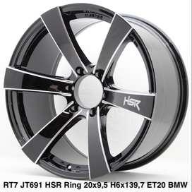 jualann SEVEN JT691 HSR R20X95 H6X139,7 ET20 BMW