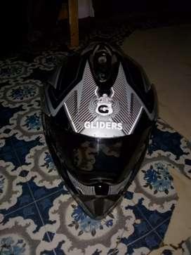 Glider mc-1 helmet
