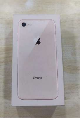 Iphone 8 64gb gold colour