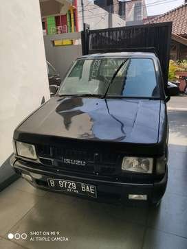 panther pick up 2012 ac, PS, turbo, km 80rb