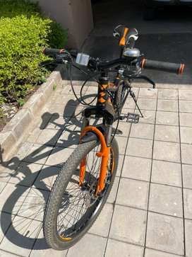 UT HT J1 Cycle, 7 Gear, Front Shocker