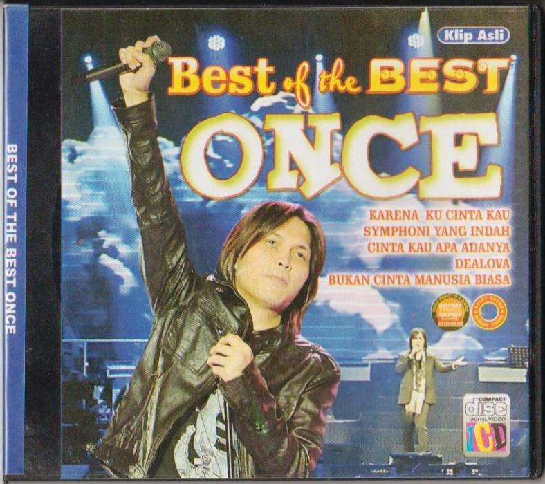 VCD Best Of The Best Once 0