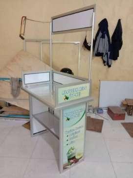 Di jual Booth Portable