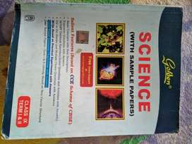 Golden Guide Science class 9