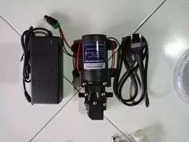 Pompa alat cuci motor, mobil dll mini portable