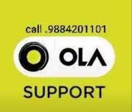 Ola cab auto free attachment call me