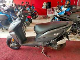 Honda DIO on Easy EMI and Warranty