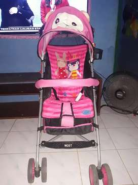 Jual Stroller Baby Labeille Buggy Most