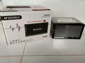 Doubldin sansui FHD SA5202I (Udin audio)