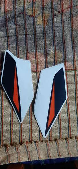 KTM DUKE AND KTM RC STICKER AVALIBLE