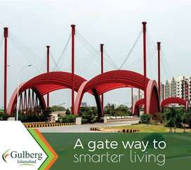 A Block ( Prime Location ) 07 Marla Plot For Sale in Gulberg Islamabad