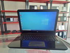 Hp 14 Intel Celeron N2840 Haswell Ram 4gb hdd 500Gb
