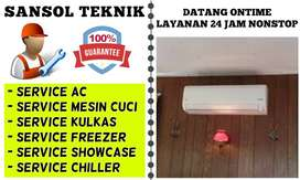SERVICE AC TIDAK DINGIN Servis Kulkas Mesin Cuci Sawahan Surabaya