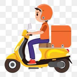 Urgent Hiring for Delivery Rider/Executive