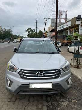 Hyundai Creta 2016 Diesel Well Maintained, Single owner