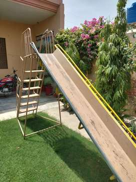 IronSlide and swing having solid and good material for sale