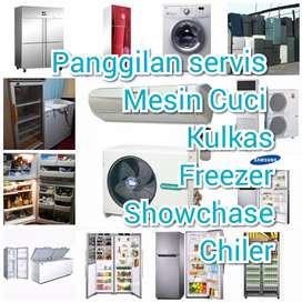 E2 servis Kulkas AC & Mesin cuci