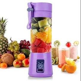 USB Electric Fruit Juicer Machine Mini