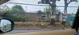 Jual cepat tanah di belakang gading Serpong Tangerang