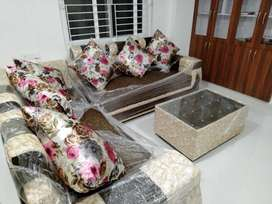 Brand new L shape Sofa set 15999/- only at wholesale prices