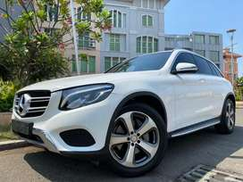 GLC250 Exclusive 2017 White On Black PBD Km29rb #AUTOHIGH #BEST DEAL