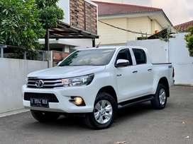 Hilux G Double Cabin 2.4 Diesel mt 4x4 2019