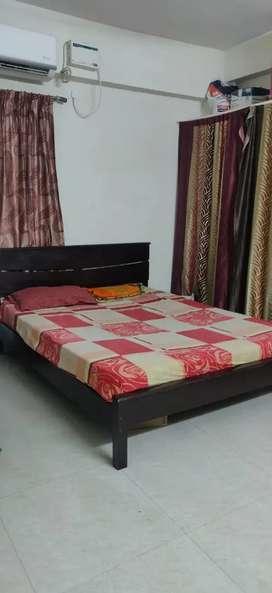 2BHK Furnished Flat ingated society near kothaguda junction,  kondapur