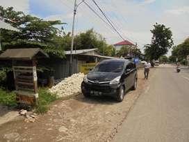 Jual tanah tepat di depan Rumah Sakit Angkatan Laut Kota Kupang