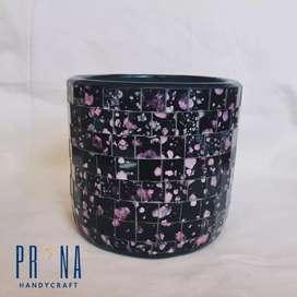 Pot Kaca by Prana Handycraft