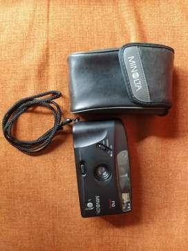 Minolta F10 Focus Free Roll Camera
