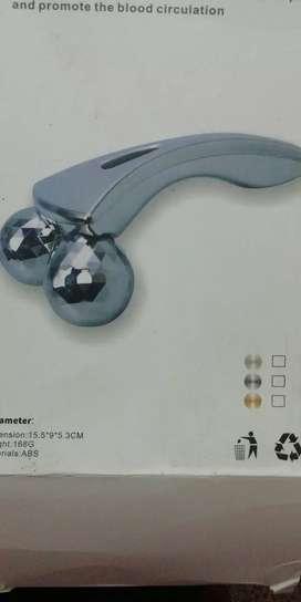 3-D massager