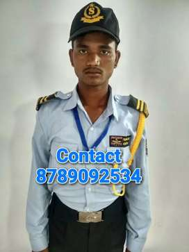 Requirement for security guard in ranchi