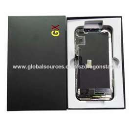 Iphone x (gx) unit led panel screen and glass