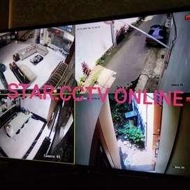 PAKET CCTV MURAH HIKVISION 2MP