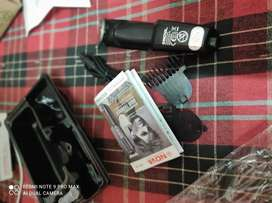 Trimmer only 899(just today buy and I haven't use this product)