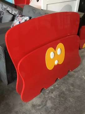 November Offer:   20% Off:  Kids Single Bed in Factory Price. Baby Bed