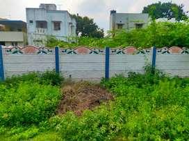 Plot for sale in Gerugambakkam Near Arjun garden