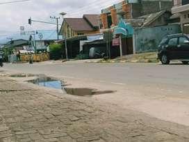 Rmh Jl Jend Sudirman Mamuju SUL-BAR 12x32 LT389M² Kamar 3 WC 2 Dkt Kfc